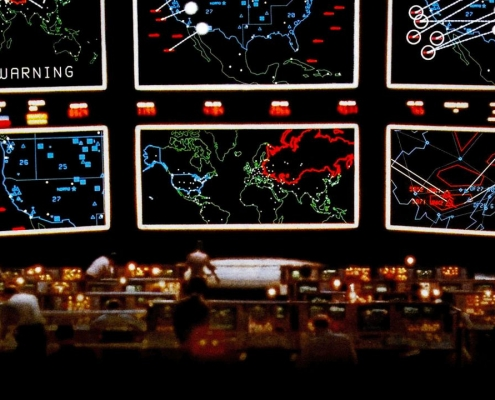 Like In The Movies - War Games