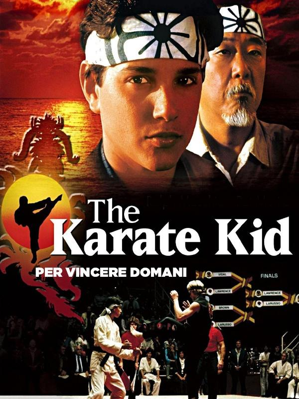 Like In The Movies - Karate Kid