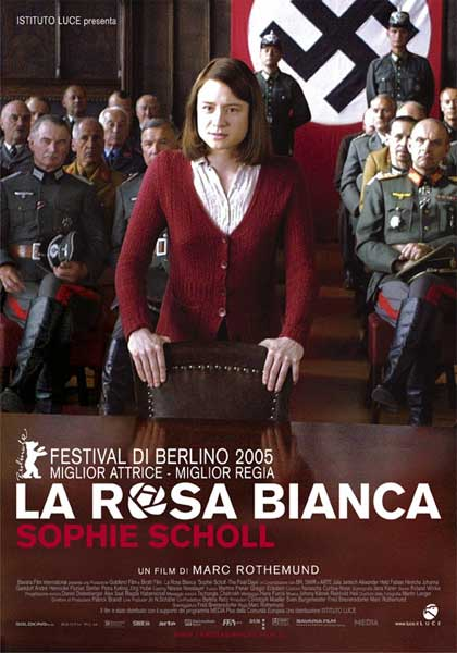 Like in the movies - La rosa bianca