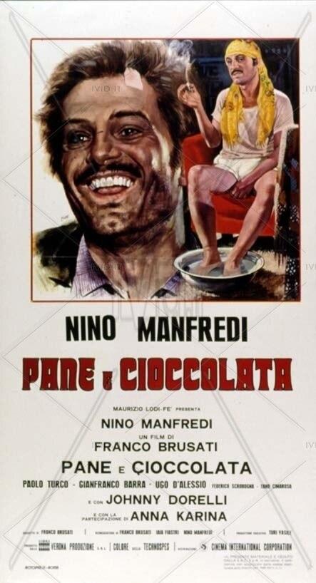 Like in the movies - Pane e cioccolata
