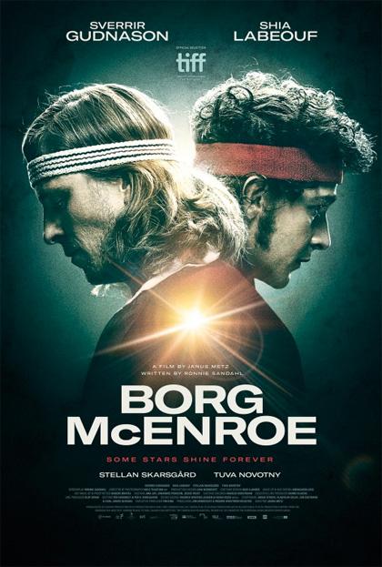 Like in the movies - Tetraktys - Borg - McEnroe