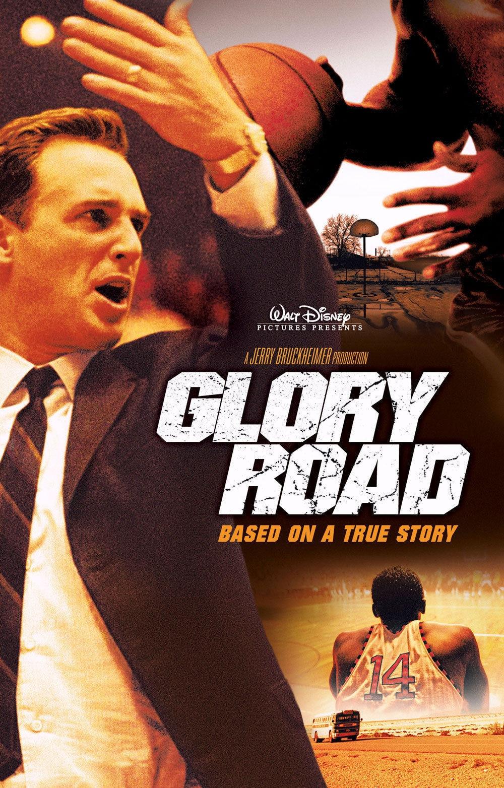 Like in the movies - Tetraktys - Glory road