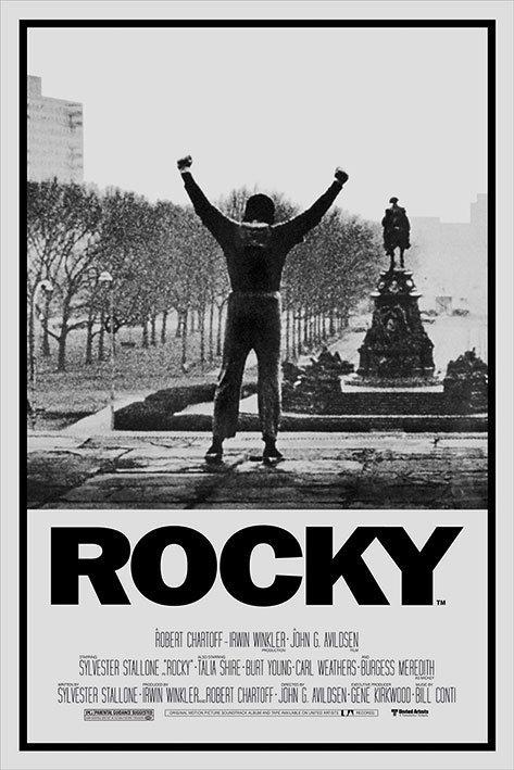 Like in the movies - Tetraktys - Rocky