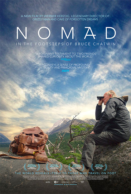 Like in the movies - Nomad