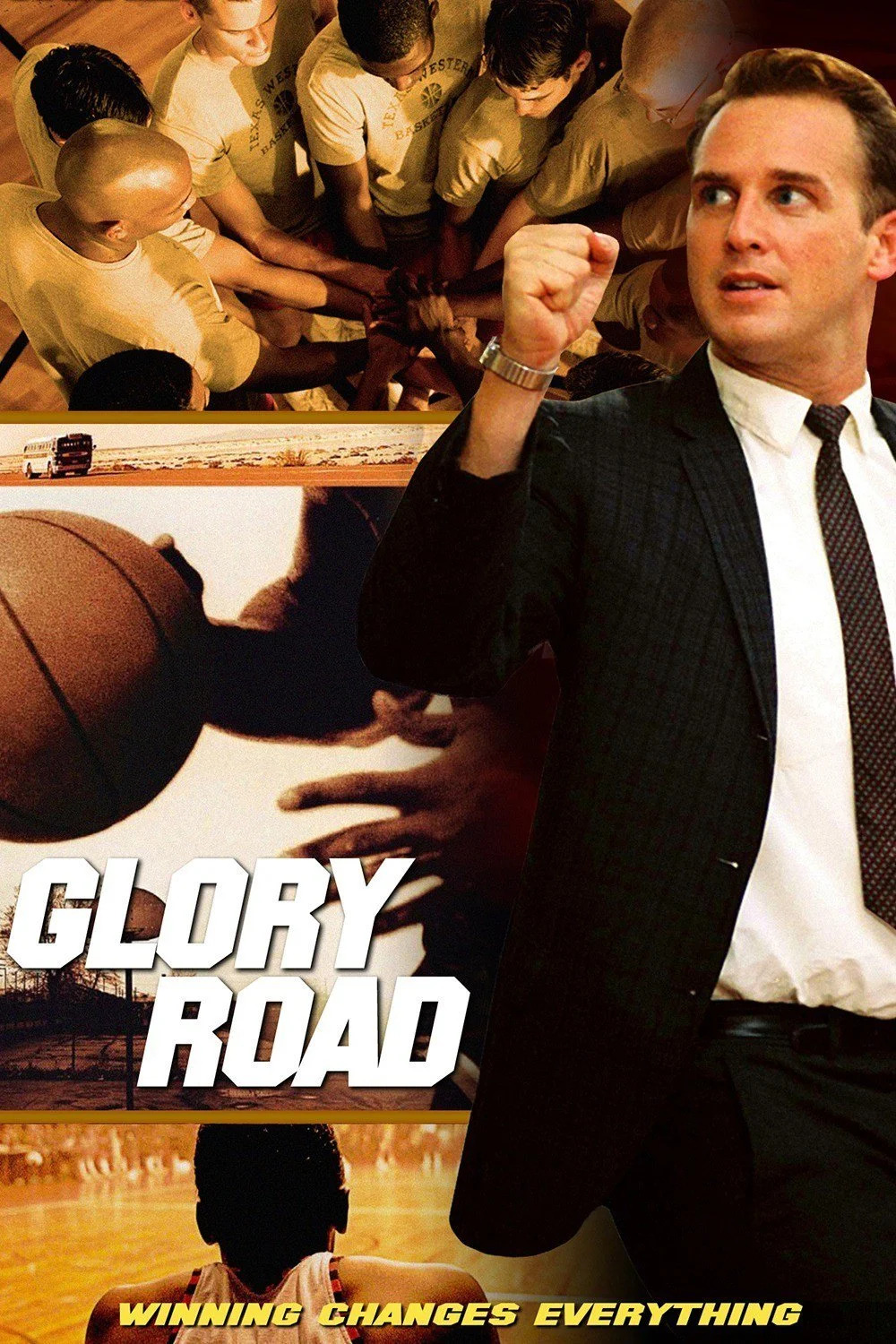 Like in the movies - Glory road