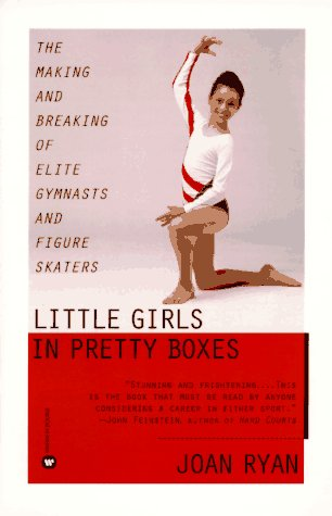 Like in the movies - Little girls in pretty boxes