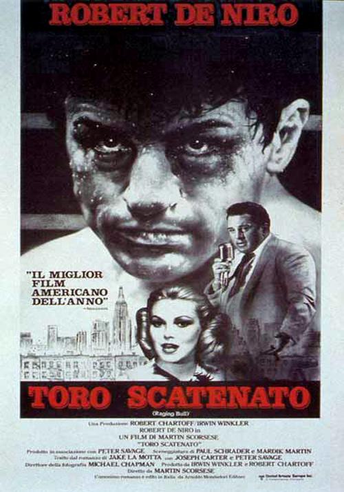 Like in the movies - Toro scatenato