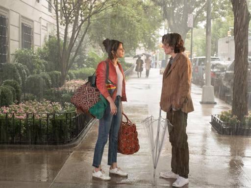 Like in the movies - Un giorno di pioggia a New York