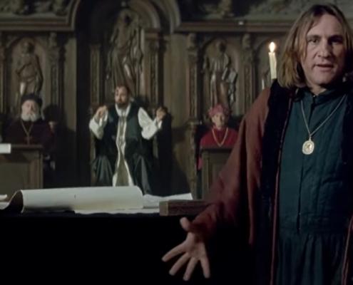 Like in the movies - 1492 La Conquista del Paradiso. Max Weber ed il potere