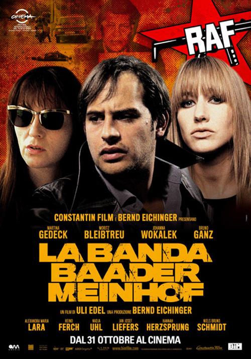 Like in the movies - La Banda Baader Meinhof